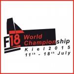 logo kiel 2015 f18 worlds